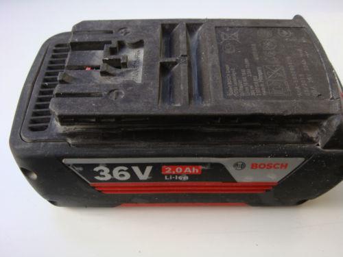 Original Bosch 36V Volt 2.0Ah Lithium Ion Battery