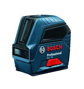 Bosch GLL 55 Self-Leveling Cross-Line Laser