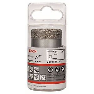Bosch 2608587121 Dry Speed Fresa Diamantata, Diametro 35 mm
