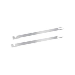 """Bosch 12"""" Foam Rubber Cutter Blade(2pk) 2607018012 New"""