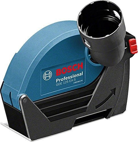 Bosch Professional 1600A003DH GDE 125 EA-S Suction Cover Cutting Discs 125 mm,