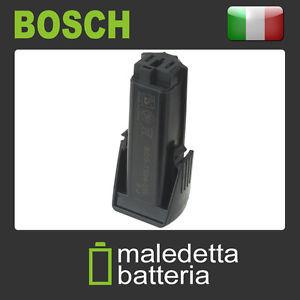 Batteria PROFESSIONALE per Bosch 36019A2010 GSR Mx2Drive GSR PRODRIVE PS10