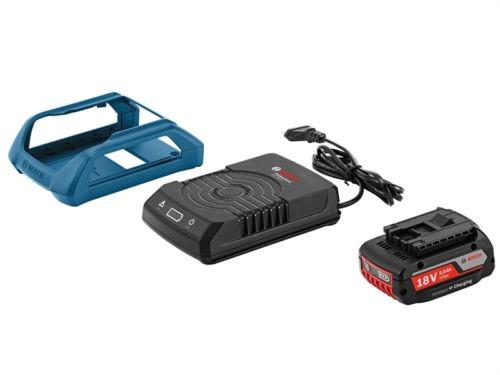 Bosch GAL 1830 W Wireless Battery Charger 18 Volt 1 x 2.0Ah Wireless Li-Ion