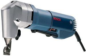 Bosch 18-Gauge Nibbler Shears Cutter Power Tool Kit 120-Volt 3.2Amp Corded 1529B