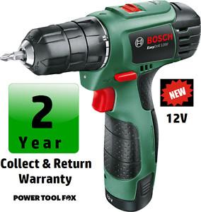 new Bosch EasyDRILL 1200 - 12V Cordless Driver DRILL 06039A2172 4053423201352