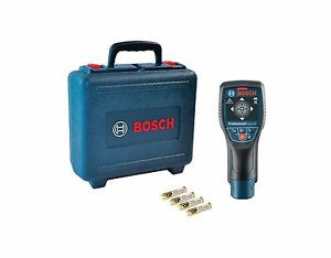 New Bosch D-tect 120 Wall/Floor Scanner for Wood, Metal & AC