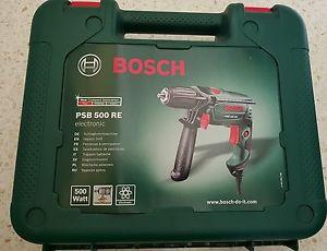 Bosch psb 500re nuevo taladro percutor