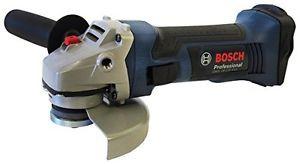 Bosch GWS18125VLiCG 18V 5-inch Body Only Angle Grinder
