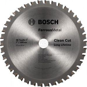 NEW! Bosch Circular Saw Blade Ferrous Metal 230mm 48T - 2608642370