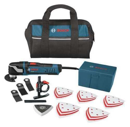 BOSCH MX30EC-31 Oscillating Tool Kit, 120V, 11in. L, 3.7 lb