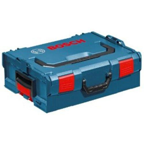 Bosch Stackable Small Storage Hard Case Lockable Power Tool Charger Portable
