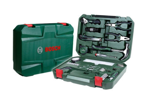 BOSCH Hand Tool SET 108PCS With Korean Coffee Mix 3EA