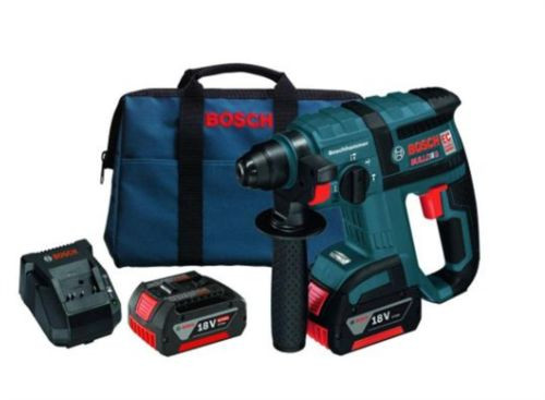 18-Volt Lithium-Ion 3/4 in. SDS-Plus Cordless Rotary Hammer Kit Drill Power Tool