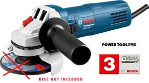 new PRO Bosch GWS 750-115 ( 230V-240V ) mains GRINDER 0601394070 3165140823340
