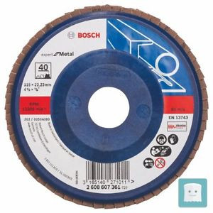 BOSCH BLUE METAL LAMELLARE 115M G4