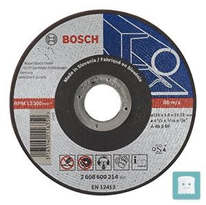 BOSCH MOLA TAGLIO METALLO 115X1,6