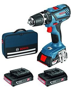 Bosch 06019E7101 Trapano GSB 18-2 Li 3B Plus