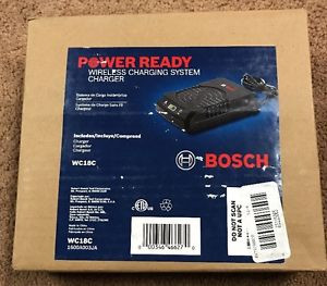Inductive Charger, Bosch, WC18C