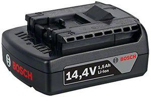 Bosch Professional 1600Z00030 Batteria GBA 14,4 V 1,5 Ah M-A