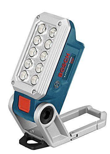 Bosch FL12 (12V/2.0Ah) LED Cordless Work Light Free Standing Bare Tool 330 Lumen