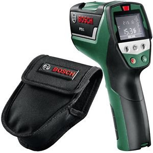 Bosch Thermo Detector PTD 1 Thermal - MEASURES SURFACE TEMPERATURE
