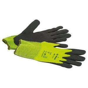 Bosch guanti da lavoro portampada protect 8, 2607990118