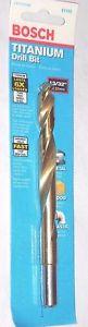 """Bosch 61153 Titanium Drill Bit 13/32"""" Metal Wood & Plastic"""