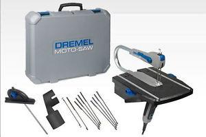 Bosch Dremel Moto-Saw MS20-01 Saw Kit Wookwork Tool Variable Speed
