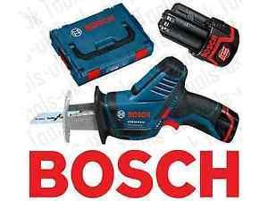 Sega universale a batteria GSA 10,8 V-LI - BOSCH -  + 2 BATTERIE LITIO 2Ah