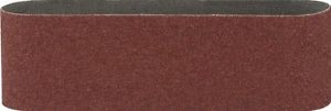 BOSCH 3 Nastri Abrasivi Per Levigatrice A Nastro 65x410 Mm