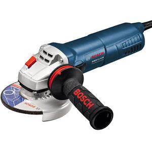 New Bosch GWS 11-125 AVH Anti Vibration Handle Angle Grinder 240v (2384)