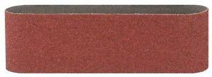 Bosch 2609256212 - Nastri abrasivi per smerigliatrici a nastro, qualità rossa, 7