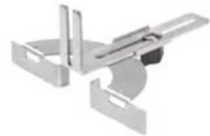 BOSCH PR002 Straight Router Guide, 3 5/8 From Edge