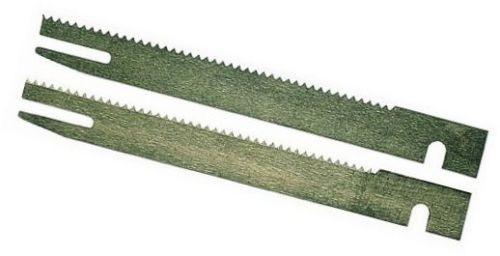 Bosch 2607018011 2-Piece Saw Blade Set for Bosch Foam Rubber Cutter GSG 300 Prof