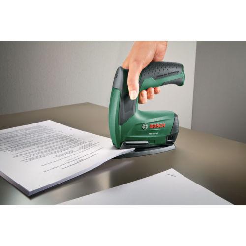 new Bosch PTK 3.6 Li MULTI PAGE - STAPLER BASE - 1600A0018C 3165140742849 *
