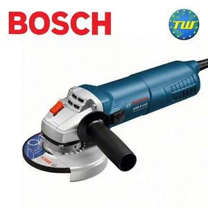 "Bosch GWS9-115 Professional Corded 115mm 4 1/2"" Angle Grinder 4.5in 240V"