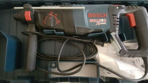 Bosch 11255VSR 1-Inch 7.5 Amp SDS-Plus Bulldog Xtreme Corded  Rotary Hammer