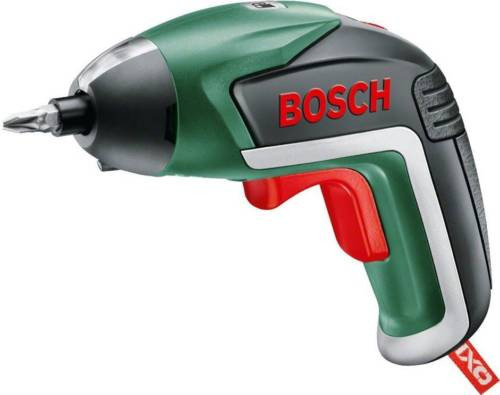 Cordless Screwdriver Bosch IXO Lithium Ion 3.6V Battery Home DIY Power Tool Case