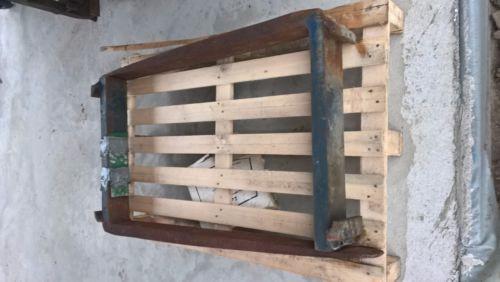Gabelzinken Gabeln Palettengabel Stapler Linde Gabelstaplerzinken