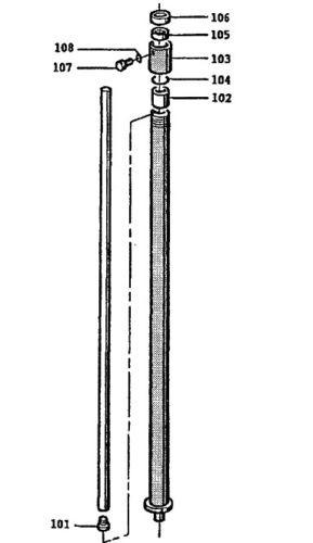 Hubzylinder Hub-Zylinder 1614408060 Linde Still Liftcylinder Lift-Cylinder