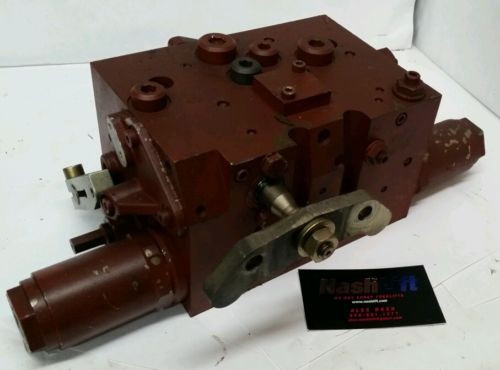 506.340.36.34 Good Used Linde Remote Control Assy. 5063403634 506 340 36 34