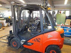 Linde Gabelstapler Stapler 2500Kg Diesel  inkl. Mwst