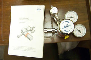 new linde cb 200/1 9d 250 hiq redline cylinder pressure regulator single stage