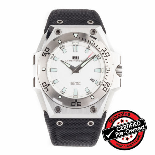 Linde Werdelin The One Stainless Steel ONE.2.2 46mm