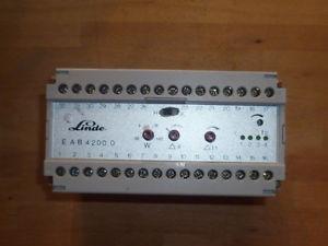 1 Stk. Linde 4-Stufen Thermostat EAB 4200.0