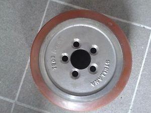 Antriebsrad Linde Stapler Hochhubwagen Gabelstapler Ameise Gummi