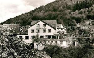 42928690 Langenthal Odenwald Gasthof Pension zur Linde Hirschhorn (Neckar)