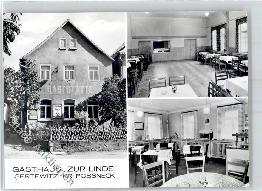 51792385 - Gertewitz Gasthaus Zur Linde  Preissenkung