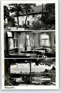 51363903 - Lichtenfels , Bay Gasthaus zur gruenen Linde Terrasse Preissenkung