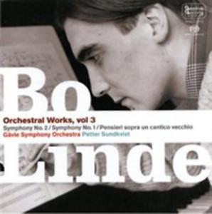 Bo Linde: Orchestral Works  (UK IMPORT)  CD NEW